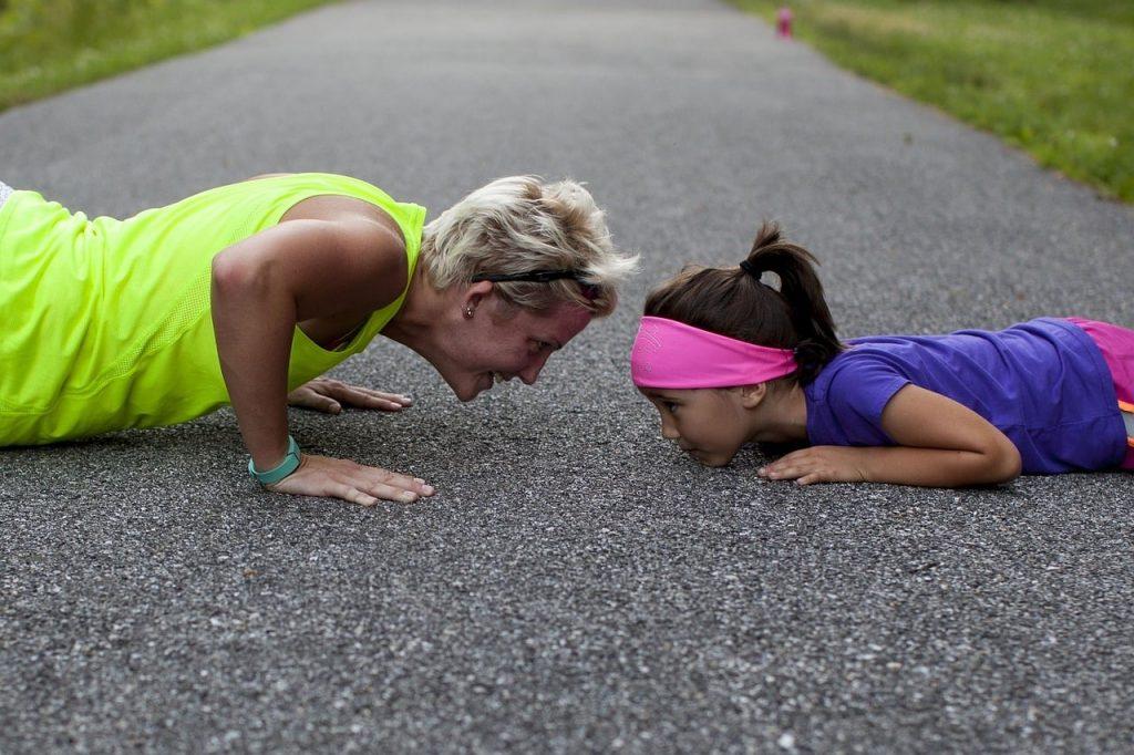 Ослабленное дыхание помогает расслабиться во время физических упражнений. *Фото: Skeeze, сайт Pixabay.