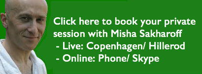 Click here to book your private session with Misha Sakharoff - Live or Online