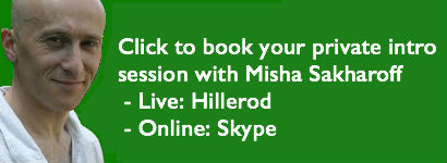 Click here to book your private intro session with Misha Sakharoff - Live or Online