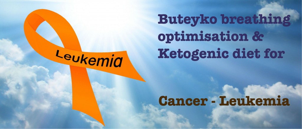 Buteyko breathing and Ketogenic nutrition for natural cancer healing - Chronic Lymphatic Leukemia, CLL