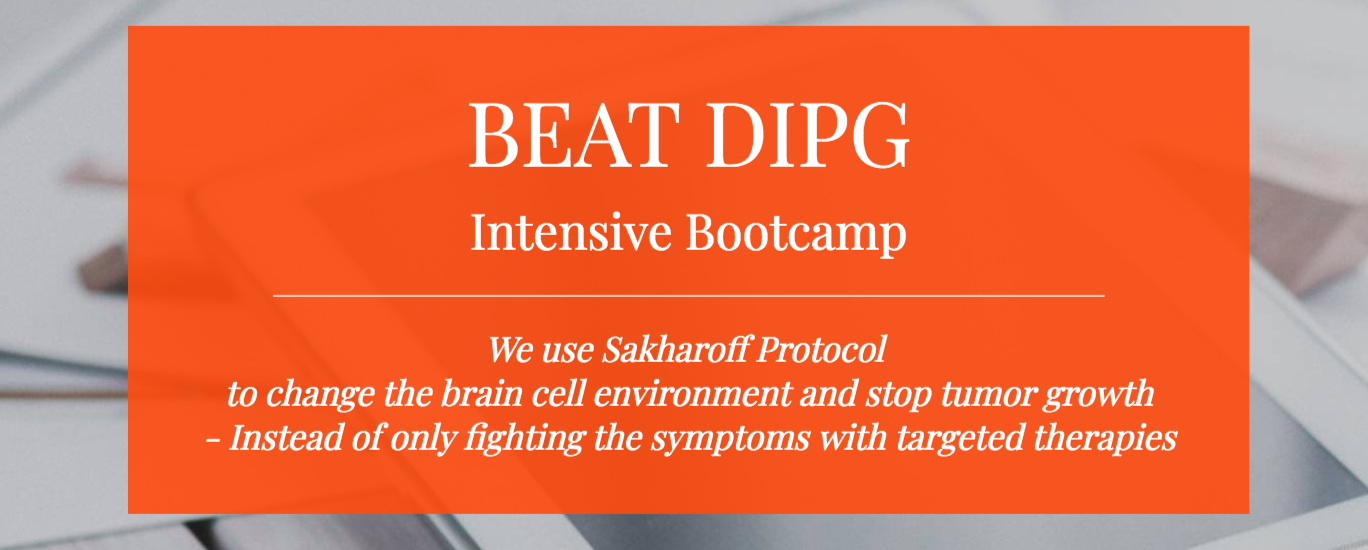 BEAT DIPG INTENSIVE BOOTCAMP