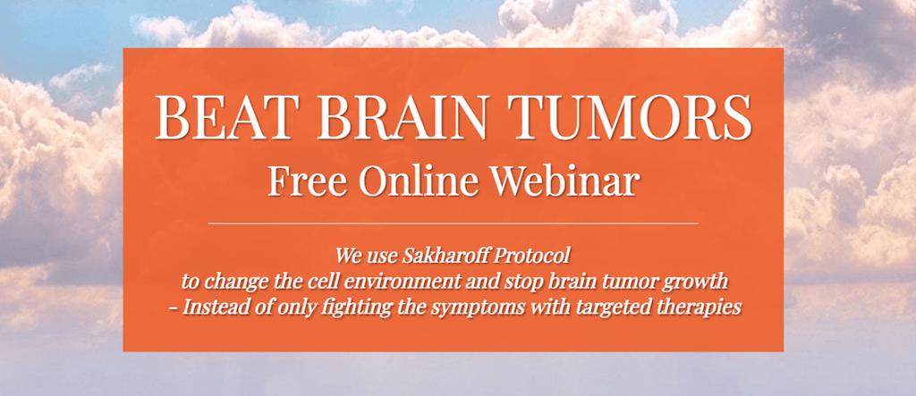 webinar beat brain tumors dipg gbm